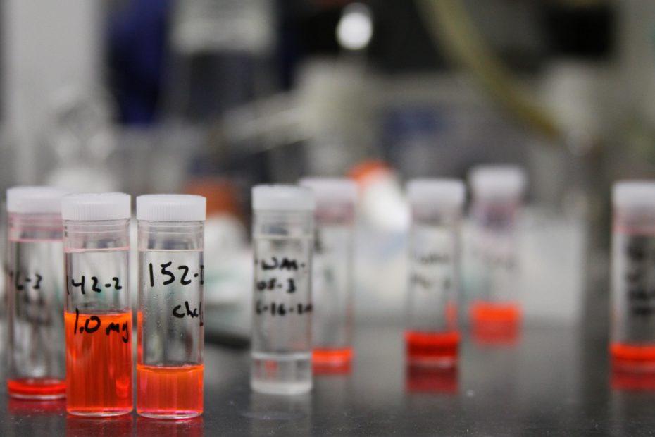 Wasielewski lab synthesis facility